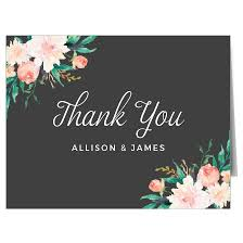 where to buy thank you cards wedding thank you cards wedding thank you notes by basic invite