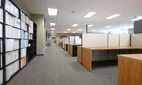 open concept office floor plans 4 ways to deal with an open floor plan office thegrindstone