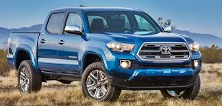 redesign toyota tacoma 2016 toyota tacoma redesign with blue exterior toyota