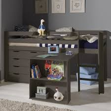 Kiefer Schreibtisch Hochbetten Mit Schreibtisch Und Weitere Hoch U0026 Etagenbetten