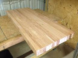 table top glue up pecan table barrack farms