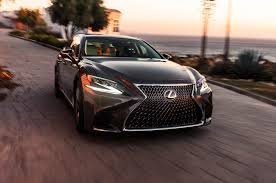 lexus cars nyc 2018 lexus ls 500 f sport coming to new york motor trend