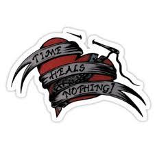 the 25 best time heals tattoo ideas on pinterest hourglass