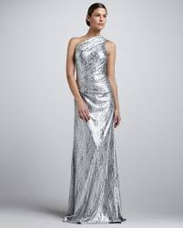 silver dresses for a wedding metallic wedding guest dresses silver one shoulder i do