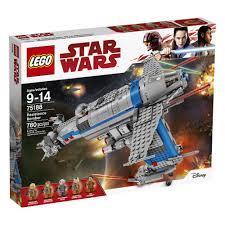 lego star wars resistance bomber 75188 toys