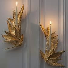 Gold Wall Sconce Candle Holder Enchanting Unique Wall Sconces 84 Wall Sconces Candle Holders Uk