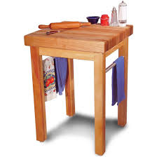 antique butcher block table home decorations how to