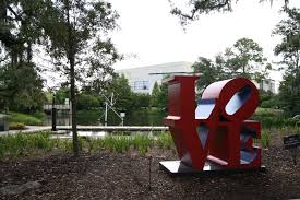 Map Of City Park New Orleans by City Park Sculpture Garden New Orleans