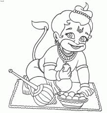 rakhi coloring pages dussehra craft clipart sketch drawing printable card