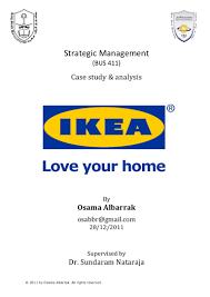 objectives of cash flow statement ikea strategic case study analysis