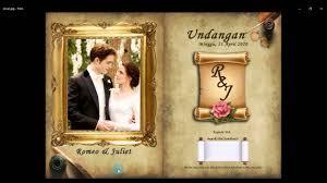 cara membuat surat undangan pernikahan sendiri photoshop tutorials wedding invitation made easy undangan