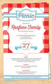 this email template invitation is perfect for a family reunion