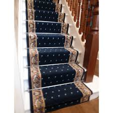 interior beautiful image of red blue and white stipre stair