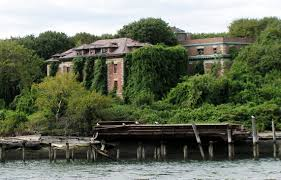 Mysterious Abandoned Places The Mysterious North Brother Island New York U2013 Strange Abandoned
