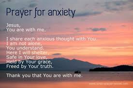 Comforting Message Before Surgery 3 Prayers For Anxiety U0026 Stress