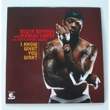 i what you want by busta rhymes feat carey cds with