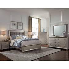 Queen Bedroom Suite Alexis 6 Piece Queen Bedroom Set