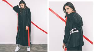 east clothing to be the middle east designer to collaborate with adidas is