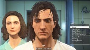 All Men Hairstyles by More Hairstyles For Male Fallout 4 Mod Replacement Version Youtube