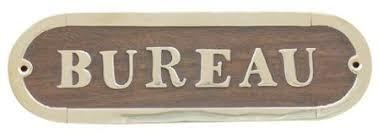 plaque porte bureau plaques de porte plaques gravées décoration marine