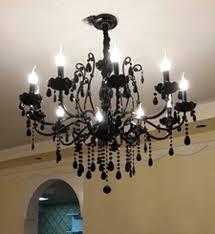 Bohemian Glass Chandelier China Chandelier Light Modern Ceiling Chandeliers Led Modern Black