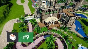 Park Design Ideas Let U0027s Design Planet Coaster U2014 Ep 9 U2014 Re Building The Park Entrance
