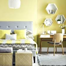 bedroom decorating ideas and pictures grey and yellow bedroom decor sowingwellness co