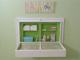 Folding Baby Changing Table 5 Space Saving Changing Table Alternatives For Your Nursery