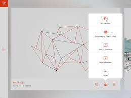 menu design resources 16 best popover menus mobile design patterns images on pinterest