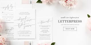 wedding invitation suites wedding invitations modern wedding invitations wedding programs