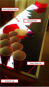 custom beer pong tables custom beer pong tablecustom beer pong table custom beer pong