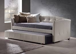 furniture modern upholstered daybed for your interior decor