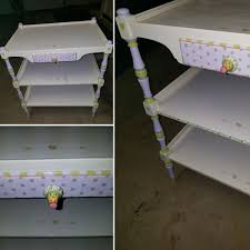 The Changing Table Okc Adorable Refinished Side Table Furniture In Oklahoma City Ok