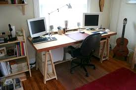 Diy Door Desk Furniture Diy Door Desk 18 Diy Desks To Enhance Your Home Office