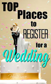 where to register for a wedding getting married create a target wedding registry list of must