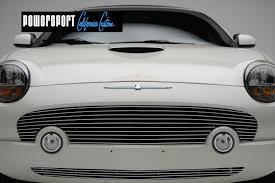 2002 2005 thunderbird billet grille brand new exclusive design