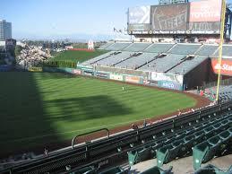 Angel Stadium Seating Map Angel Stadium Section 338 Rateyourseats Com