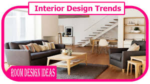 top 10 interior design trends youtube