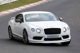 bentley continental gt3 r price hotter bentley continental supersports in development autocar