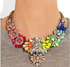 chunky fashion necklace images Wholesale 2016 present luxury chain chunky shourouk necklace jpg