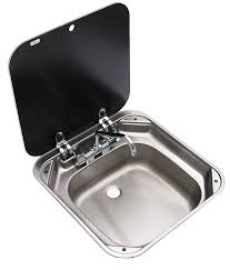 rv sink fold down faucet