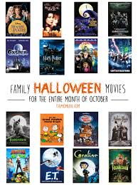 Monsters Vs Aliens Halloween Full Movie by Family Friendly Halloween Movies The Momerie