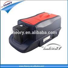 Plastic Business Card Printer Transparent Business Card Printing Machine Transparent Business