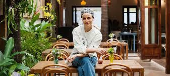 femme plus cuisine helena rizzo la chef de cuisine la plus médiatique du brésil et
