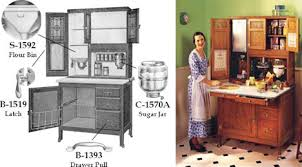 Hoosier Cabinets For Sale by Widely Used Kitchen Workstation Design From The Early 1900s Core77