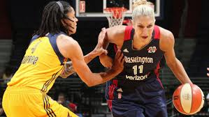 elena delle donne and minnesota lynx have top jersey and team