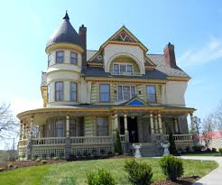 Queen Anne Style Home Queen Anne Mansion This Mansion Was Built In 1891 By Curti U2026 Flickr