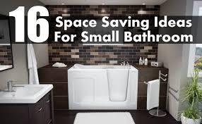 16 brilliant space saving ideas for small bathroom diy home