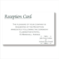 ceremony card wording wedding invitation accommodation card wording inovamarketing co