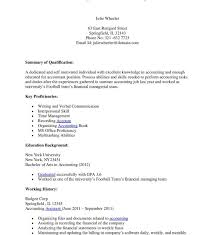 simple resume sle for fresh graduate pdf to excel accounting clerk resume best data entry exle 7 impressive